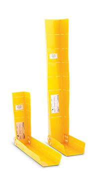 Комплект шин транспортных иммобилизационных складных для детей КШТИд-01-Медплант (малый) - фото 4563