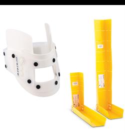 Комплект шин транспортных иммобилизационных складных для детей КШТИд-01-Медплант (средний) - фото 4564