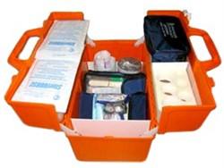 Набор фельдшерский для скорой медицинской помощи НФСМП-«Мединт-М» в укладке УМСП-01-Пм/2 - фото 4675