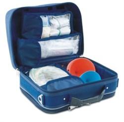 Набор для оказания неотложной помощи при эндогенных отравлениях НИСМПт-01-«Мединт-М» в сумке СМУ-01 - фото 4677