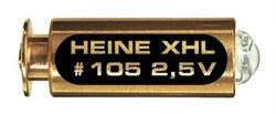 Лампа ксенон-галогеновая 2,5В (для mini 3000 F.O.) арт. Х-001.88.105 - фото 4788