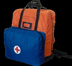 Рюкзак спасателя-врача (фельдшера) РМ-2 (с вкладышем) - фото 4465