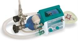 Пневматический аппарат ИВЛ и ингаляции АИВЛп-2/20-«ТМТ» - фото 4601