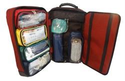 Набор реанимационный для оказания скорой медицинской помощи НРСП-02-«МЕДПЛАНТ» в рюкзаке медицинском универсальном РМУ-04 (по приказу № 549н МЗ РФ) - фото 4654