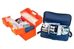 Укладка для оказания скорой медицинской помощи (общепрофильная/специализированная (реанимационная)) по пр. № 549н от 07.08.2013 г. в укладке УМСП-01-Пм/2 - фото 4656