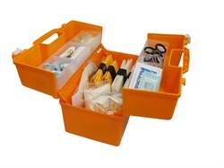 Набор травматологический для оказания скорой медицинской помощи НИТсп-01-«МЕДПЛАНТ» в футляре-саквояже УМСП-01-Пм/2 - фото 4678