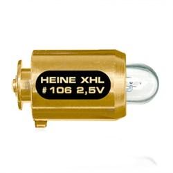 Лампа ксенон-галогеновая 2,5В для Mini3000 арт. X-001.88.106 - фото 4779
