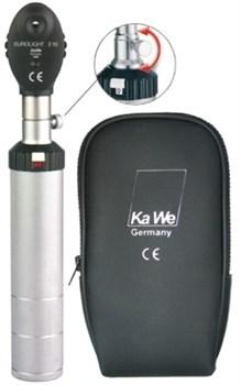 Офтальмоскоп Евролайт KaWe Е10 (Германия) (1 апертура) - фото 5119