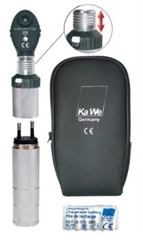 Офтальмоскоп Евролайт KaWe Е36 3,5В (Германия) (перезаряжается от розетки) - фото 5121