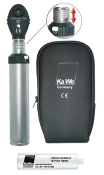 Офтальмоскоп Евролайт KaWe Е36 3,5В (Германия) (в комплекте с аккумулятором) - фото 5122
