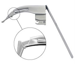 Клинок для сложной интубации Флеплайт Ф.О. (со сменным световодом) - фото 5272