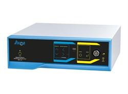 Видеокамера эндоскопическая для гибкой эндоскопии ЭВК-01-АКСИ  тип 2 (модель 2002-1, фиброскопия, с камерной головкой F=20 мм, с комплектом переходников под фиброскопы ЛОМО, Olympus, Pentax) - фото 5804