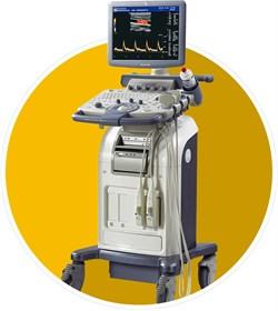 Аппарат УЗИ Logiq C5, GE Healthcare - фото 6229