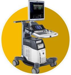 Аппарат УЗИ Logiq S7, GE Healthcare - фото 6231