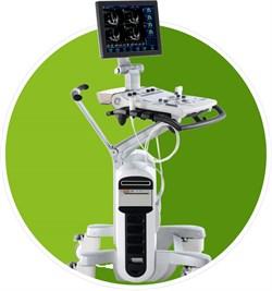 Аппарат УЗИ Vivid S5, GE Healthcare - фото 6242