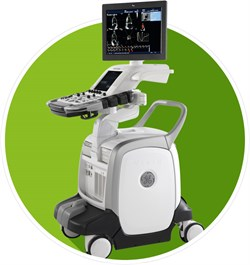 Аппарат УЗИ Vivid E9, GE Healthcare - фото 6247