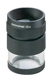 Лупа техническая настольная ахроматическая со шкалой измерения Precision scale magnifiers, диаметр 23 мм, 10.0х (40.0 дптр) - фото 6257