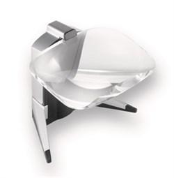 Лупа настольная асферическая со светодиодной scribolux, 100 х 75 мм, 2.8х (7.0 дптр) - фото 6303