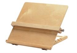 Направляющая для подствки для чтения деревянная (клён) Reading Stand - фото 6317