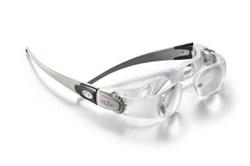 Лупа (очки) бинокулярная асферическая для работы с мелкими предметами maxDETAIL, 2.0х, настройка каждого глаза от -3.0 до +3.0 дптр. - фото 6321