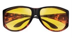 Очки со светофильтрами Cut-off filter eyewear, 450 нм, категория 1, размер 60-16 - фото 6349