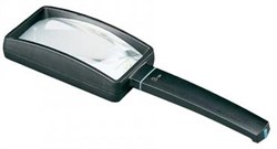 Лупа ручная асферическая aspheric II, 100 х 50 мм, 3.0х (7.6 дптр), шнурок на шею - фото 6404