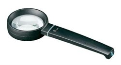 Лупа ручная асферическая aspheric II, диаметр 50 мм, 6.0х (24.0 дптр), шнурок на шею - фото 6406