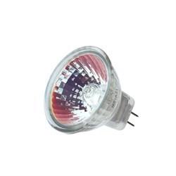 Лампа подсветки МС 2 с отражателем 12V/10W - фото 6622