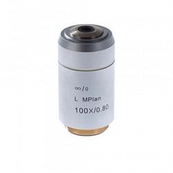 Объектив 100х/0,8 LMPlan беск/0 для микромед МЕТ - фото 6682