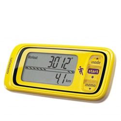 Монитор активности OMRON Jog style (HJА-300-ЕY) желтый - фото 6764