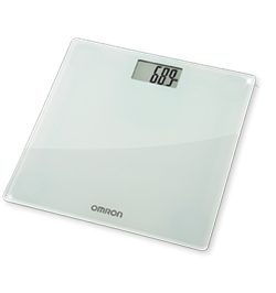 Напольные весы персональные цифровые OMRON HN-286 - фото 6787