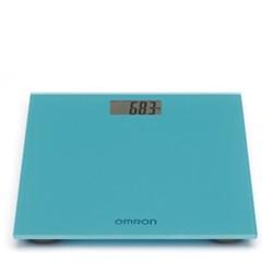 Напольные весы персональные цифровые OMRON HN-289 (бирюзовые) - фото 6788