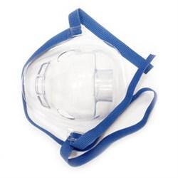 Маска для младенцев (ПВХ), для небулайзеров OMRON C20/C24/C24 Kids/C28/C29/C30/C900 - фото 6826