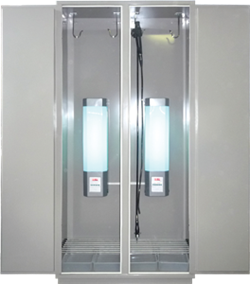 Шкаф для хранения 4-х эндоскопов ШЭ-4-Р - фото 7620