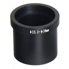Кольцо переходное для видеоокуляра ToupCam 23,2мм - 30,0мм (SCMOS) - фото 7826