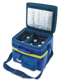Контейнер термоизоляционный с автоматическим подогревом и поддержанием температуры инфузионных растворов ТК-Медплант