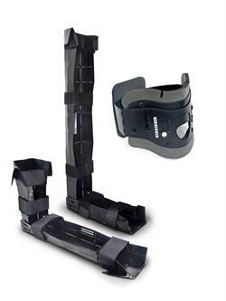 Комплект шин транспортных иммобилизационных складных однократного применения пластиковые КШТИ-03-Медплант