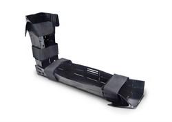 Шина транспортная иммобилизационная пластиковая однократного применения для взрослых для верхней конечности ШТИвр-03 - фото 7948