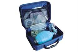 Аппарат дыхательный ручной АДР-МП-В взрослый, с аспиратором