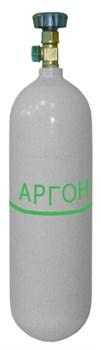 Баллон для аргона, 5 л, без газа,  ЕН382 - фото 7986