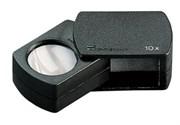 Лупа техническая складная апланатическая folding magnifiers, диаметр 23 мм, 10.0х