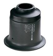Лупа техническая каменная двойная Stone magnifier, диаметр 13 мм, 15.0х