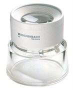 Лупа техническая настольная апланатическая Stand magnifiers, диаметр 25 мм, 8.0х (28.7 дптр)