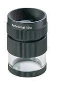 Лупа техническая настольная ахроматическая со шкалой измерения Precision scale magnifiers, диаметр 23 мм, 10.0х (40.0 дптр)