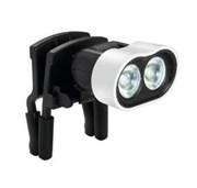 Светодиодная подсветка headlight LED с креплением на клипсе