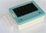 Переносной многоканальный кардиограф Е-104