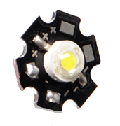 Светодиодная лампа 5В 3Вт с радиатором (для Микромед 1 LED)