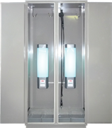 Шкаф для хранения 4-х эндоскопов ШЭ-4-Р