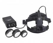 Офтальмоскоп налобный бинокулярный НБО-3-01 ЗОМЗ