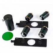 Слайдер-конденсор темного поля для объективов 4х-40х